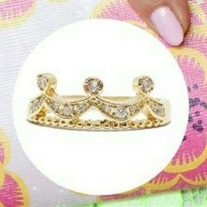 T&J Designs Jewelry - 🆕️🎄🎁18k Gold Princess midi ring